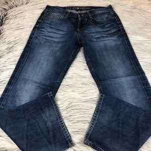 Lucky Brand Slim Bootleg Jeans 33x30
